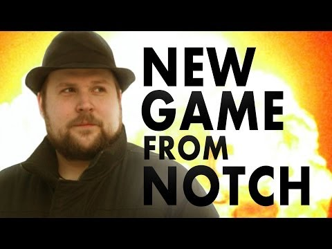 CLIFFHORSE: New Game from Notch (Creator of Minecraft)