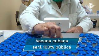 """""""Soberana 02"""" es una de las cuatro vacunas que Cuba está desarrollando con el objetivo de inmunizar cuanto antes a un país que ha controlado la enfermedad con éxito, pues el total de decesos registrados desde que se desató la pandemia no supera los 304"""