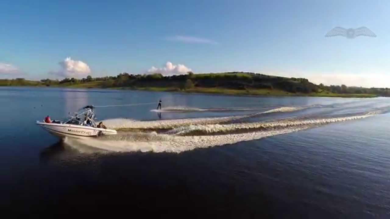 QUB Waterski Club Extreme Aerial (Short)