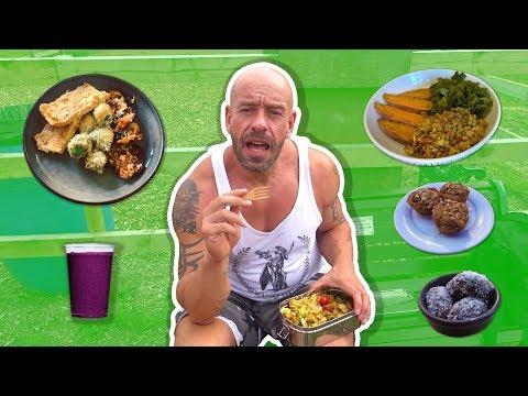 Vegan Full Day Of Eating, Training & Fun!