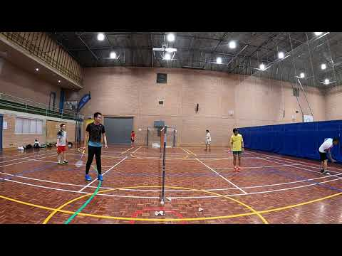 19.12.12 8:30am Sports Hall Game 6 Round 2