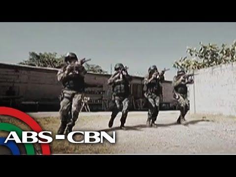 SILIPIN: Ang training ng puwersa ng PNP-SAF