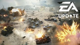 EA Update - Command & Conquer Beyond The Battle, The Sims 4 Announced, Fuse | EA UPDATE 10/05/2012