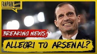 Allegri To Arsenal | Yaya Wants To Stay | Racial Abuse At Chelsea - FanPark News