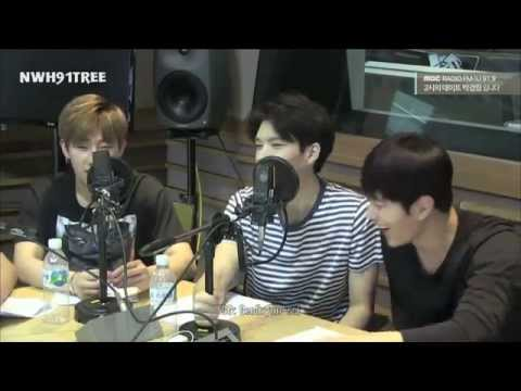 """[ENG SUB] 150722 Park Kyung Lim Radio """" Which Female Idol Does INFINITE 인피니트 Want To Film WGM With?"""""""