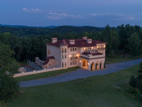 Georgia Luxury Home  on 126+- Acres for Sale. Reduced from $8.5m to $3.5m