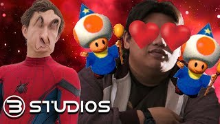 Ned's SHOCKING Love Story | Spider-Man Far From Home #SpiderMan | B Studios