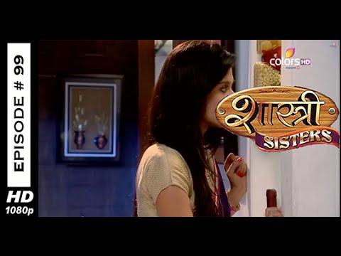 Shastri Sisters - शास्त्री सिस्टर्स - 12th November 2014 - Full Episode (HD)