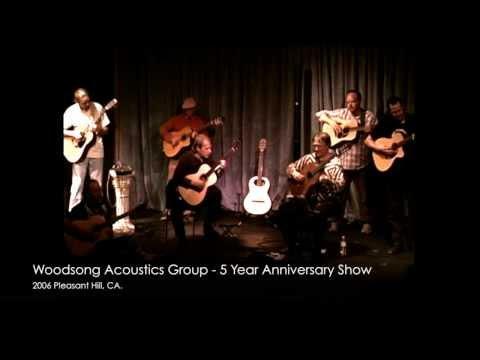 Woodsong 5-Year Anniversary 2006