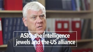 ASIO, the intelligence jewels and the US alliance