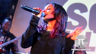 "Tiffany Evans Performs New Single ""Baby Don"