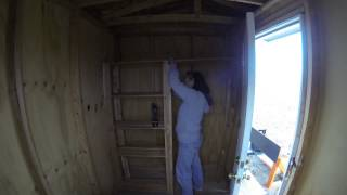 Shed Shelf Time-lapse