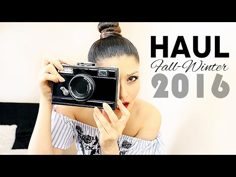 Episod 36 - HAUL: Toamna-Iarna 2016 /Shopping/ Haul: Fall-Winter 2016 [HD] from YouTube · Duration:  5 minutes 5 seconds