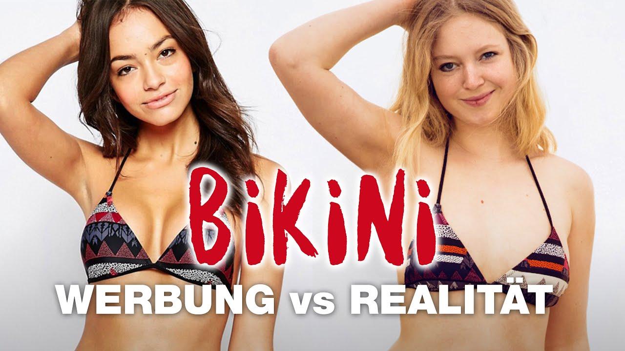 bikini werbung vs realit t h m asos hunkem ller youtube. Black Bedroom Furniture Sets. Home Design Ideas