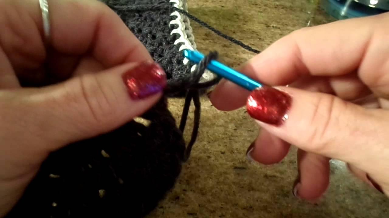Crochet Yoga Socks Tutorial Youtube