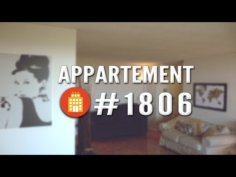 Appartement  1806 - Logement Temporaire pour personnel d'aviation