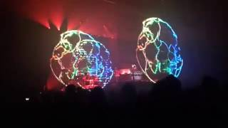JEAN MICHEL JARRE - Oxygene Pt 17 - Glasgow Hydro 14/10/2016