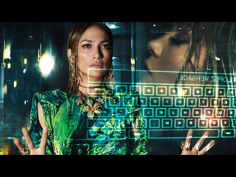 Versace Spring Summer 2020 | Advertising Campaign | Jennifer Lopez