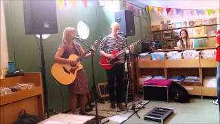 The Vaselines One Lost Year Live Instore Show Glasgow Monorail 28th...