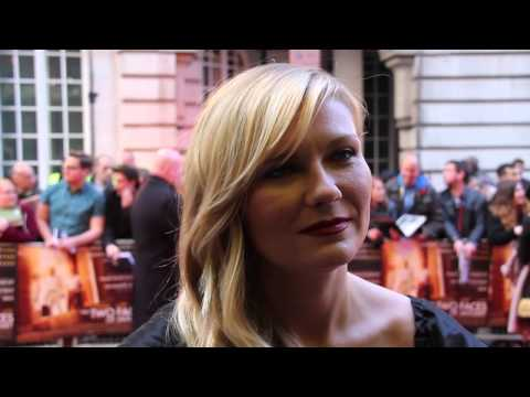 Kirsten Dunst   The Two Faces of January Premiere