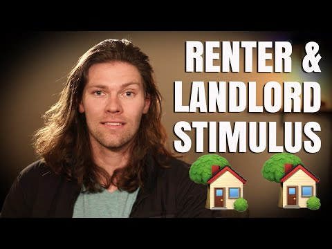 How to get your rent paid with stimulus money