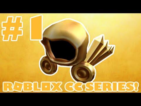ROBLOX- Case Clicker- Trading Series: 1