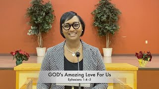 GOD's Amazing Love For Us