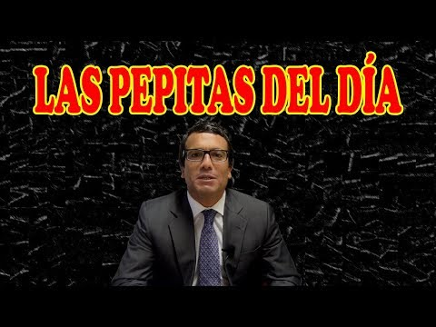 CHRISTIAN HUDTWALCKER - LAS PEPITAS DEL DIA 18-03-19