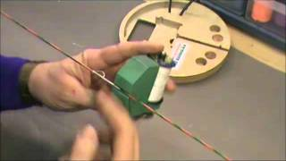 How to Apply serving on a Bow String and understand which direction serving should be applied thumbnail
