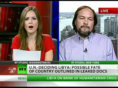 UN Libya plan - troops on the ground