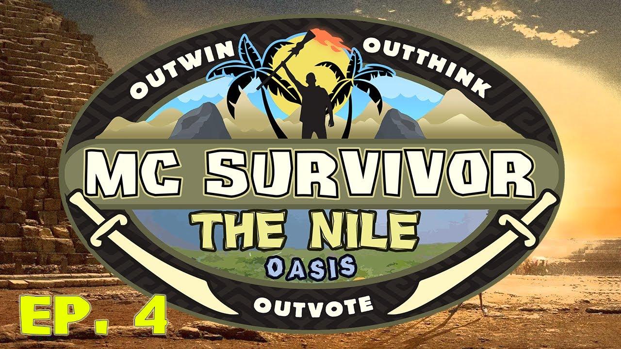Download Minecraft Survivor Season 8 DOUBLE EPISODE!! 4: A Desert Sandstorm