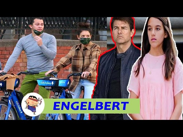 Katie Holmes pregnant\: \'It\'s about time Tom Cruise is responsible for Suri Cruise\' - she said.
