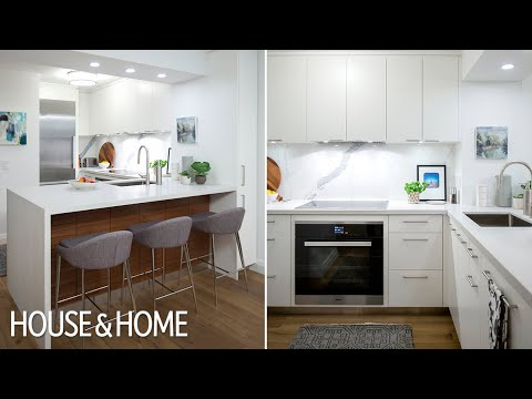 Interior Design — Small Condo Kitchen Reno