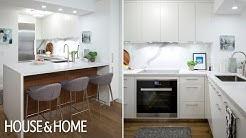 Interior Design — Small Condo Kitchen Reno