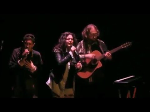 The Bengsons - Lift Me live at The Public Theater