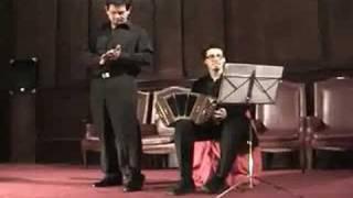 Presencia (Tango. Voz & Bandoneón)