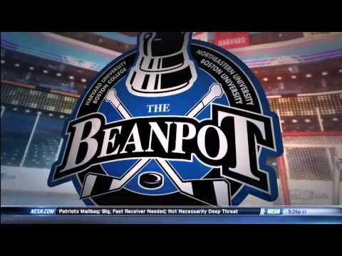Boston College vs. Harvard - Beanpot Highlights - 02/01/2016