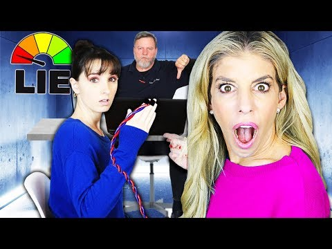 Lie Detector Test on BEST FRIEND to Find TRUTH! (Game Master Brother Reveal) | Rebecca Zamolo