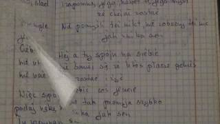 "32/1982 ""U schylku dni"" ( Tekst )"