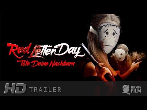 Red Letter Day - Töte deine Nachbarn / Offizieller Trailer / HD Deutsch