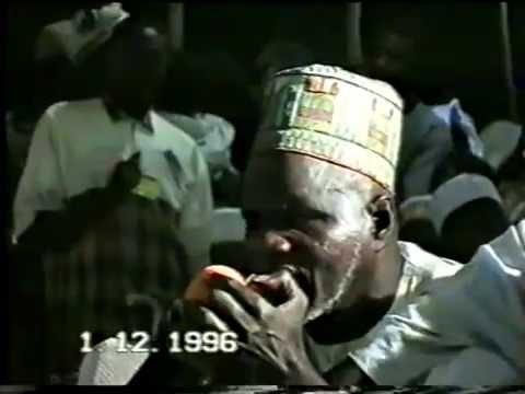 BAYE NIASS - Babacar Thiam ALFOU SALLATI GAMOU TAIBA NIASSENE 1996