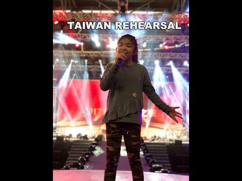 ANGELICA HALE NEWS - IN TAIPEI, TAIWAN; CAPITOL RECORDS; TV AD; MACY