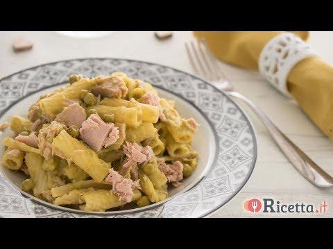 Pasta con tonno e piselli - Ricetta.it
