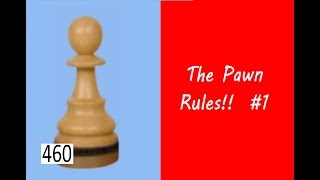 The Pawn Rules! ¦ Almost catching the Runaway Pawn!
