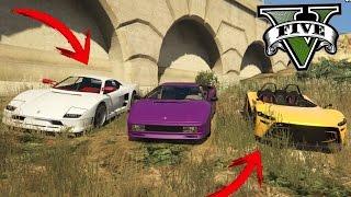ESTOS SON LOS NUEVOS AUTOS DEPORTIVOS QUE SACARAN EN GTA 5 ONLINE!