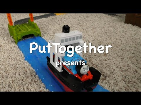 Fisher-Price Track Master Boat And Sea Set Assembly Instructions | Thomas & Friends 2019