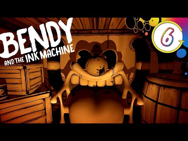 Can 'O Break-You-In-Half | Bendy and the Ink Machine Chapter 4 Part 2