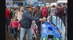 ClearStream Recycling - The City of Phoenix Plays-It-Safe at Super Game Central 2015