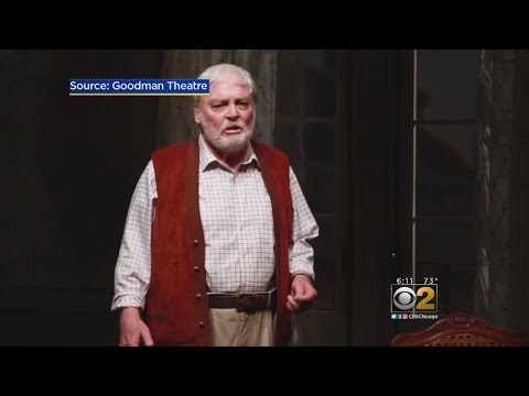 Actor Stacy Keach Falls Ill During Goodman Theatre Performance