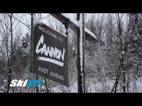 Ski NH Weekly Video- Cannon Mountain 12.10.14